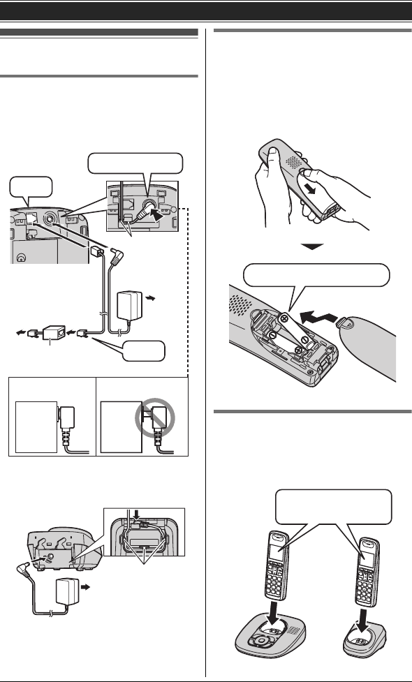 Page 9 of Panasonic Answering Machine KX-TG6441 User Guide