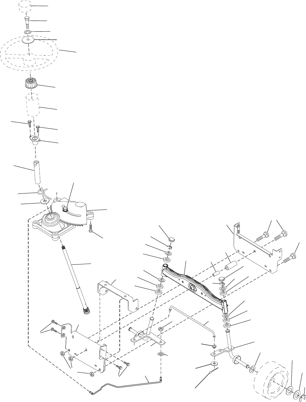Page 12 of Poulan Lawn Mower P017542LT User Guide