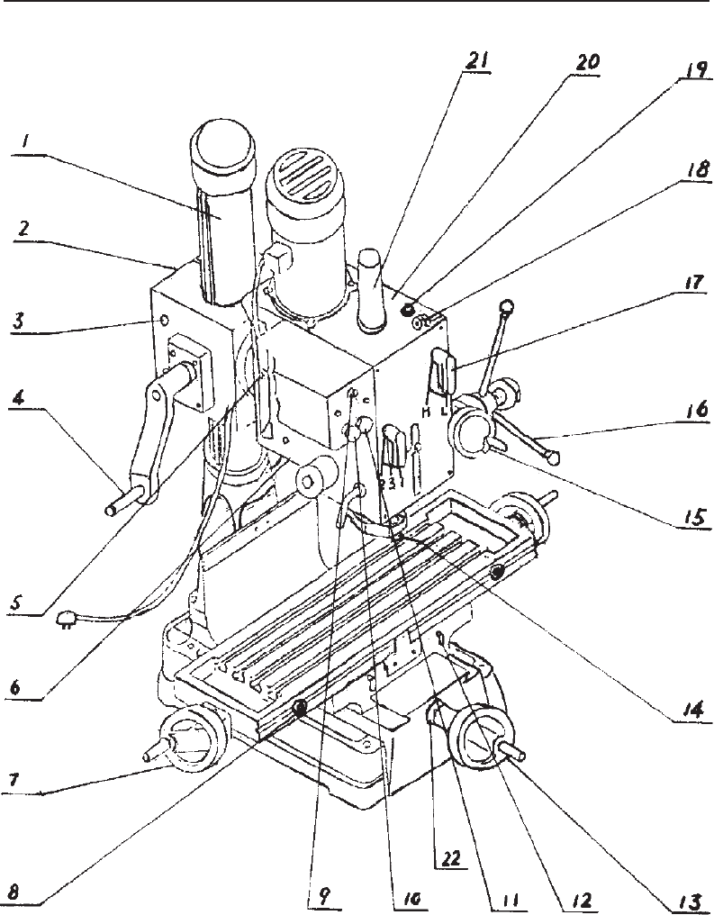 Page 5 of Harbor Freight Tools Drill 42827 User Guide