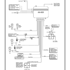 Car Alarm System Wiring Diagrams 1987 Mustang Diagram Prestige Remote Start Get Free