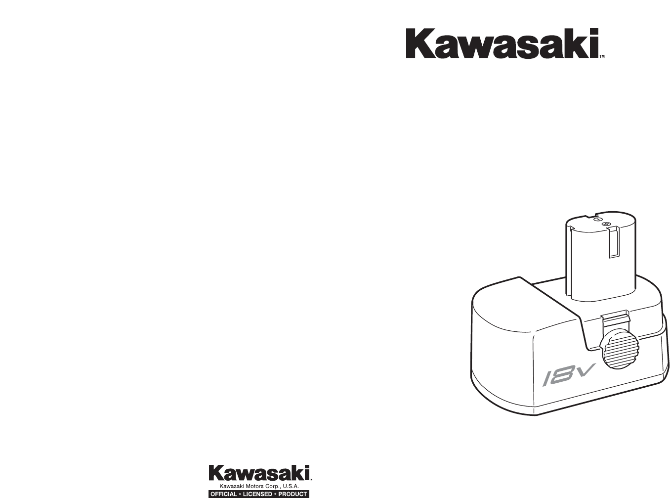 Page 34 of Kawasaki Drill 840108 User Guide