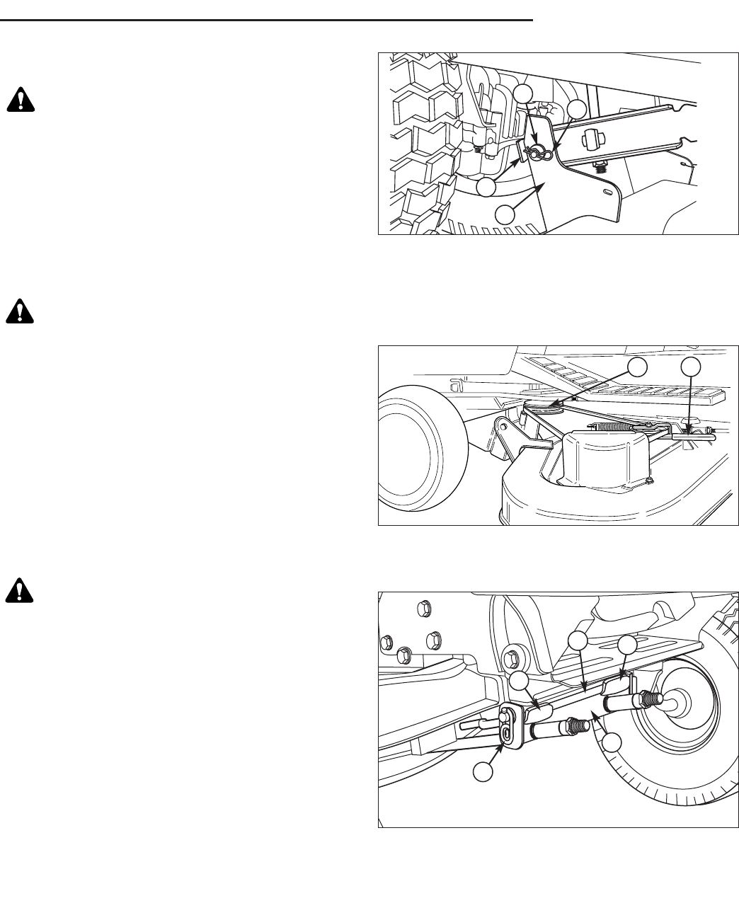Page 17 of Snapper Lawn Mower LT-200 User Guide