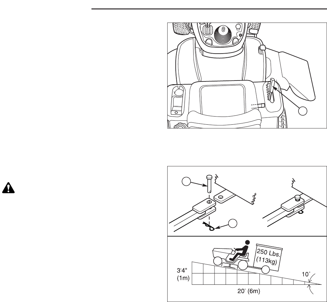 Page 18 of Snapper Lawn Mower LT-200 User Guide