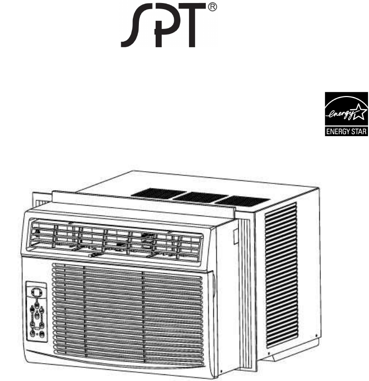 Noma Window Air Conditioner Manual Pdf
