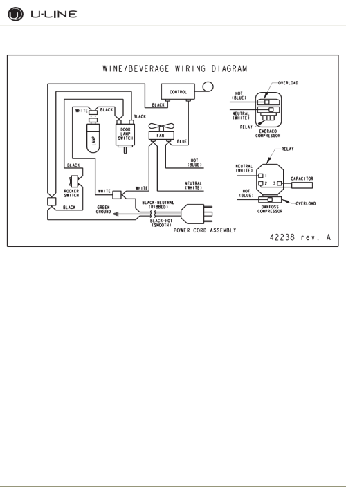 small resolution of page 64 of u line ice maker u co29f user guide manualsonline com5 3 section 5