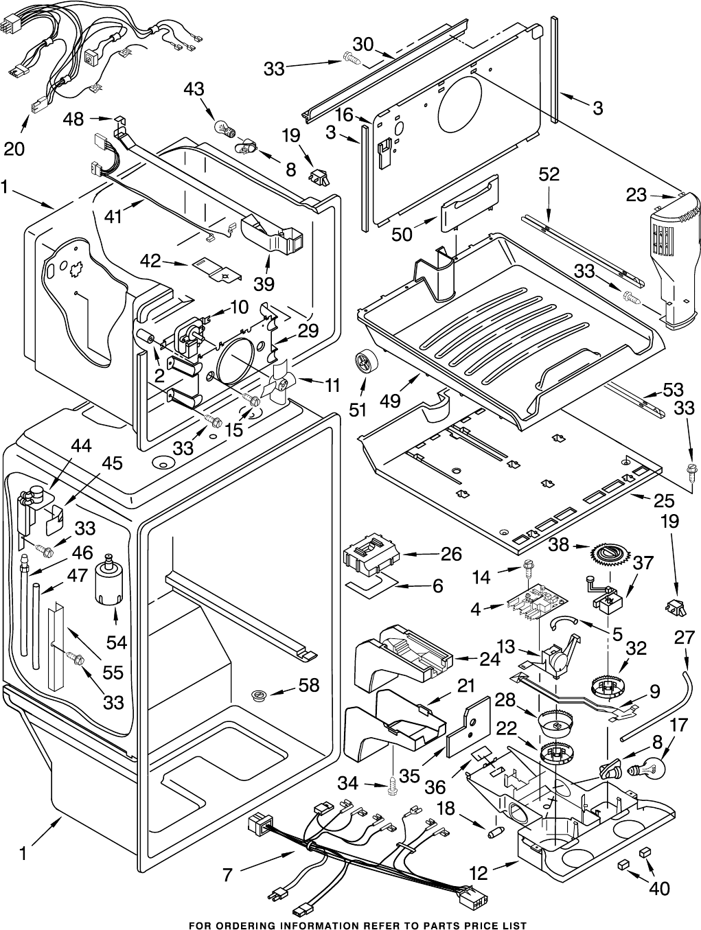 Page 3 of KitchenAid Refrigerator KTRC22EKSS00 User Guide