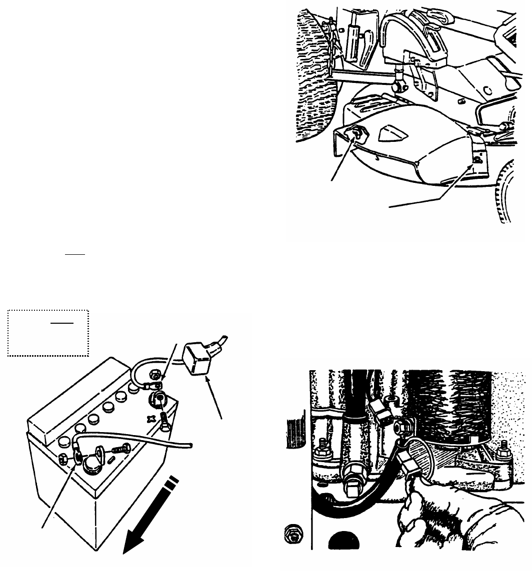 Page 5 of Snapper Lawn Mower Rear Engine Riders User Guide