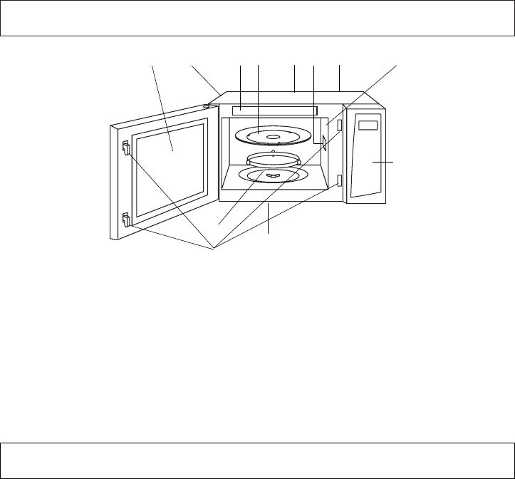 Page 42 of Panasonic Microwave Oven H635 User Guide