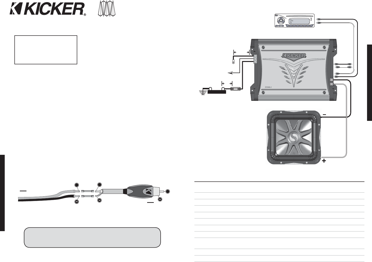 Diagram Collection Kicker Wiring Diagram - More Maps, Diagram And ...