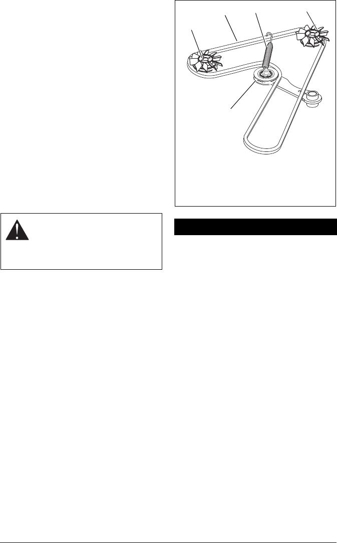 Gravely Drive Belt Diagram : gravely, drive, diagram, Gravely, Mower, 915148, Guide, ManualsOnline.com