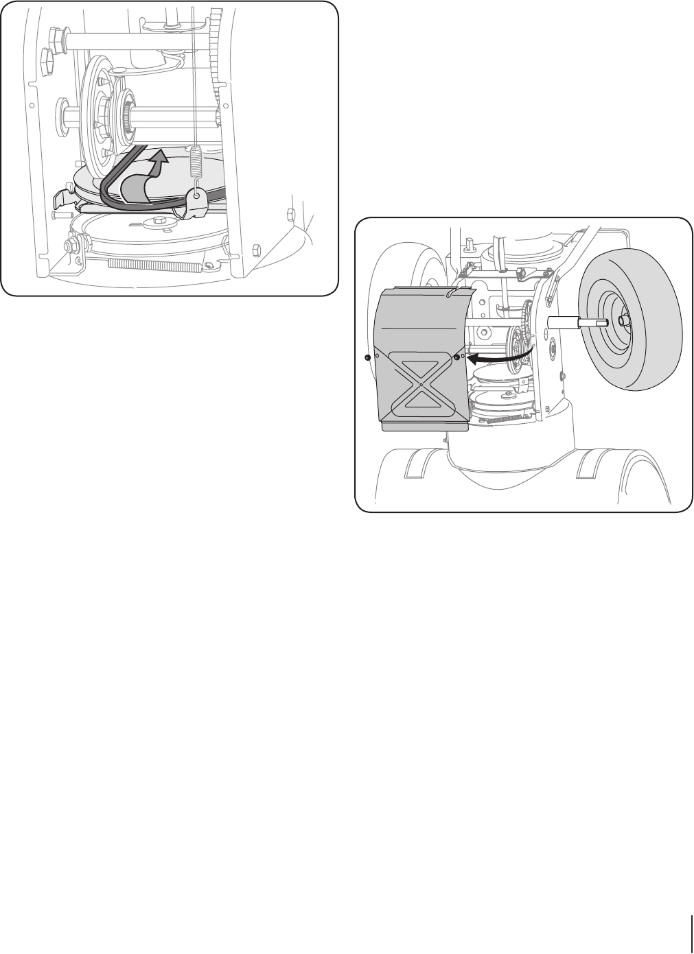 Page 23 of Troy-Bilt Snow Blower 2410 User Guide