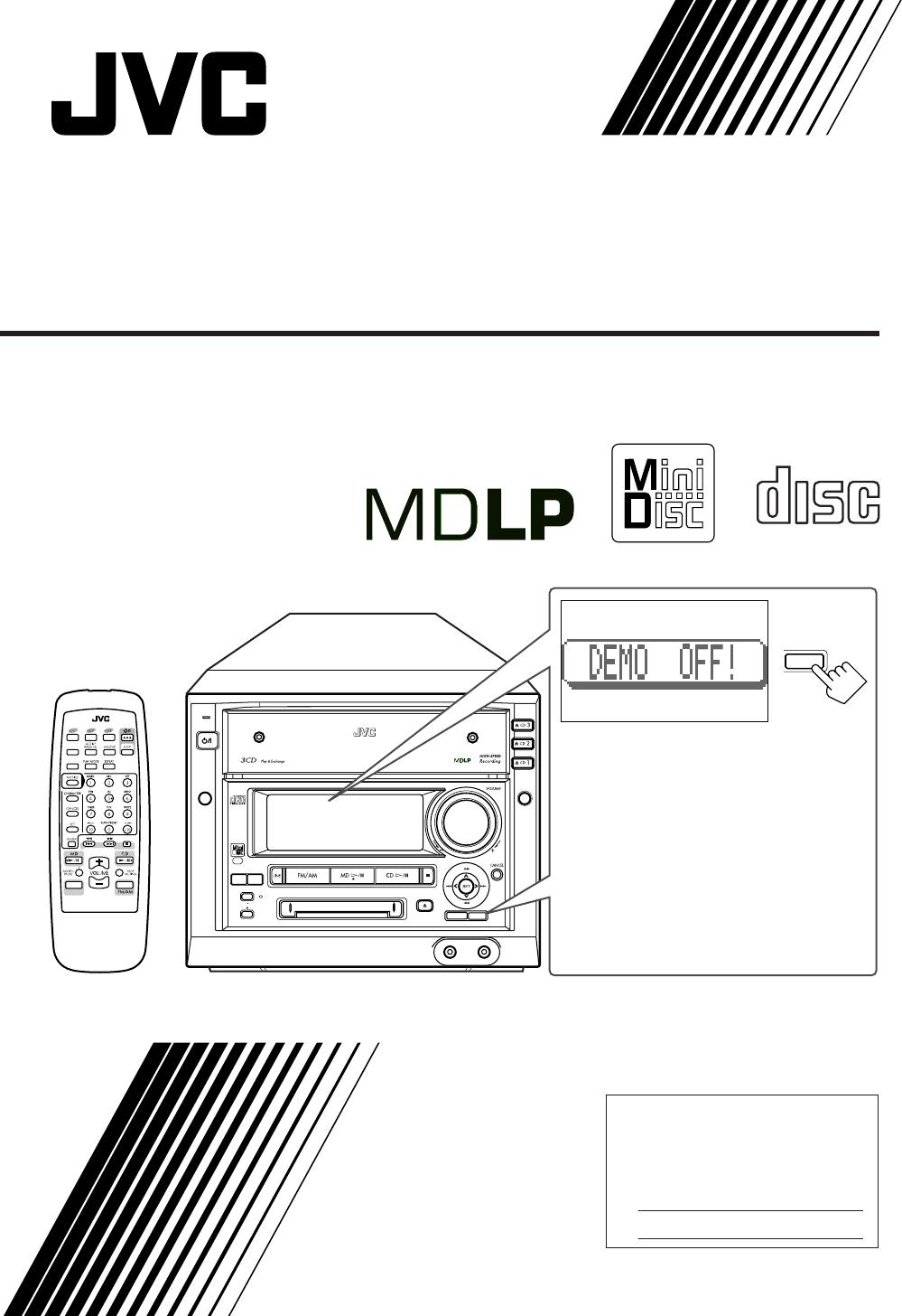 Jvc Mx J10 Manual