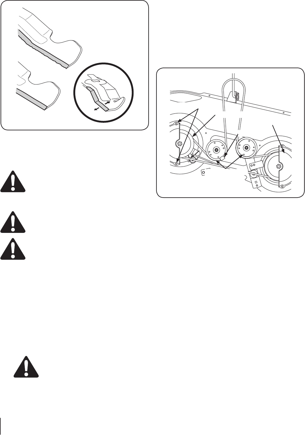 Page 26 of MTD Lawn Mower 760-770 User Guide