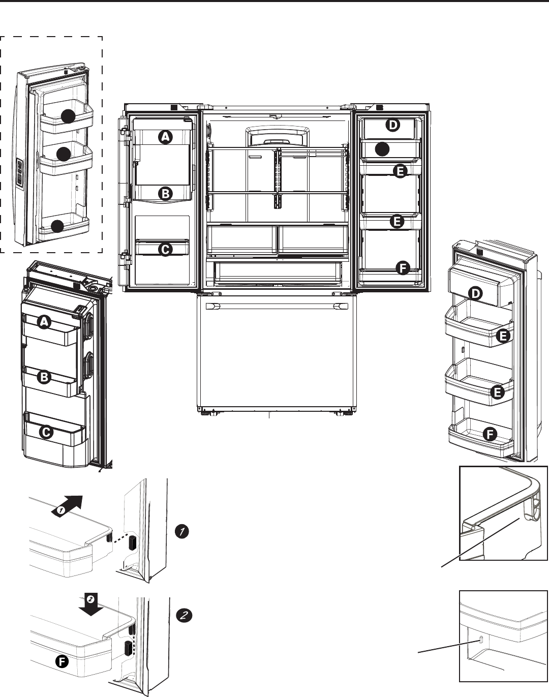 Page 131 of GE Refrigerator CFE28TSHSS User Guide