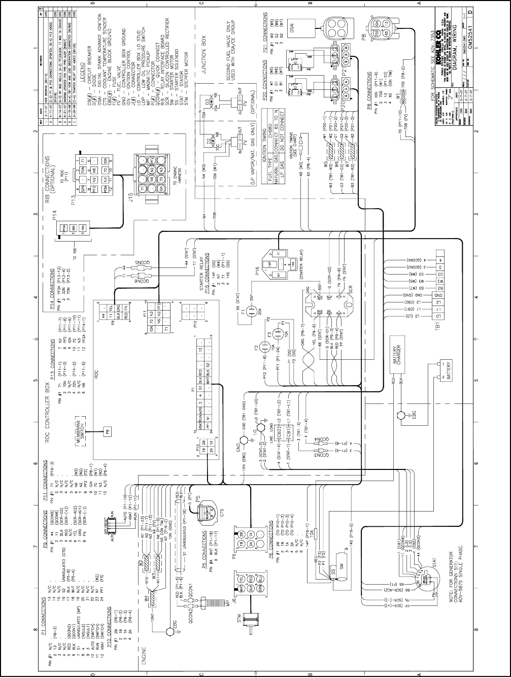 generac standby generator wiring diagram with Kohler Generator Wiring Diagram on Generac 5000 Watt Wiring Diagrams additionally Kohler Engine Wiring Diagrams as well Page2 likewise TM 9 6115 670 14P 41 furthermore Generac Generators Wiring Diagram Carburetor.