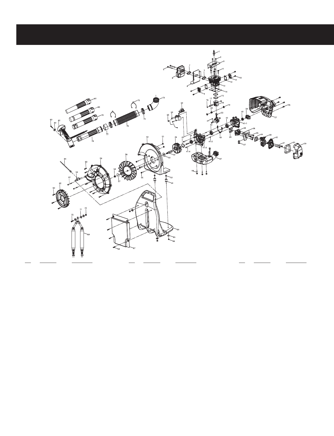 Page 18 of Craftsman Blower 316.794991 User Guide