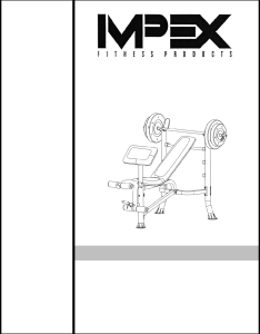 Impex mwb fitness equipment user manual also guide manualsonline rh fitnessnualsonline