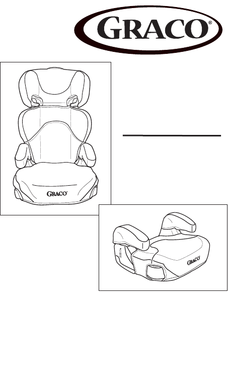 Graco 35 Car Seat Instructions