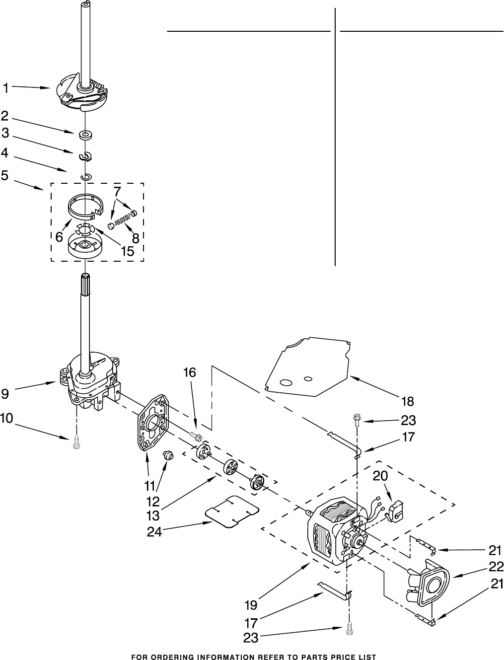 Page 7 of Whirlpool Washer LXR7133JQ1 User Guide