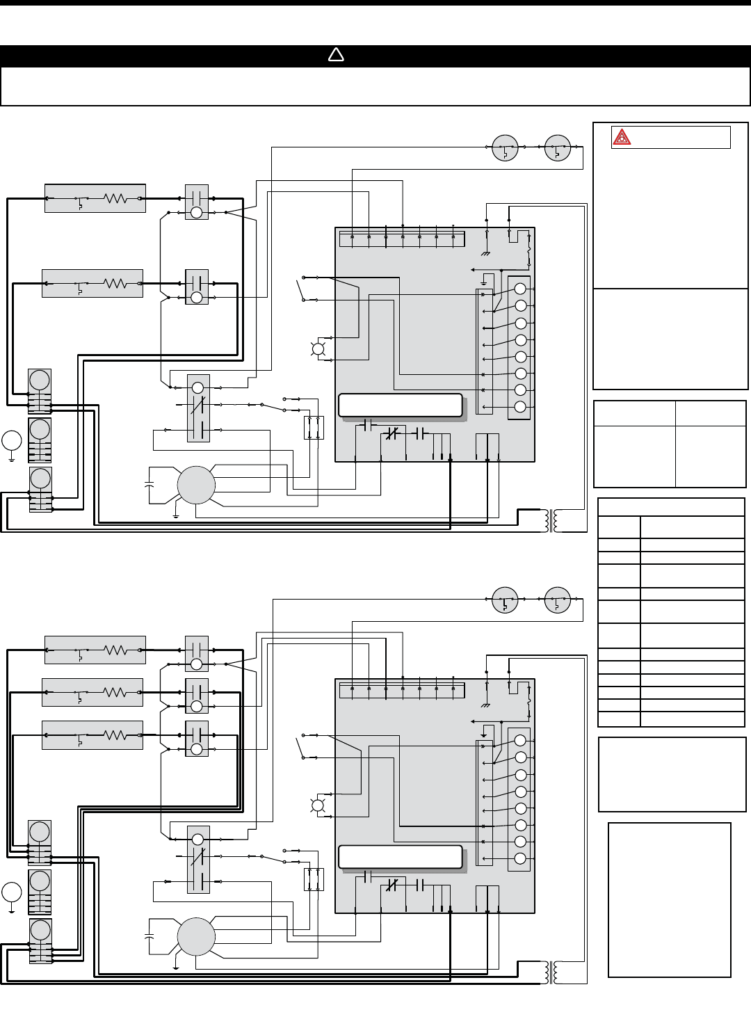 Page 7 of Broan Furnace D SERIES ELECTRIC FURNACE User
