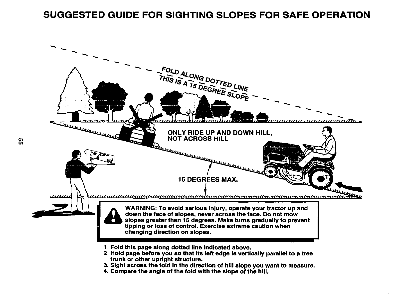 Page 55 of Craftsman Lawn Mower 944.602951 User Guide