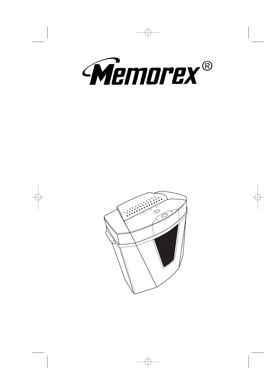 Memorex Paper Shredder Mps User Guide
