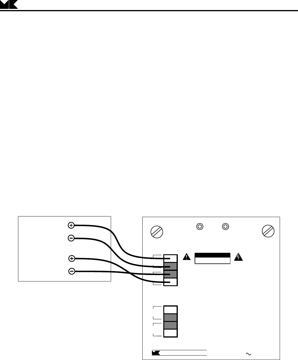 Page 5 of MK Sound Speaker VX-7 MK II User Guide
