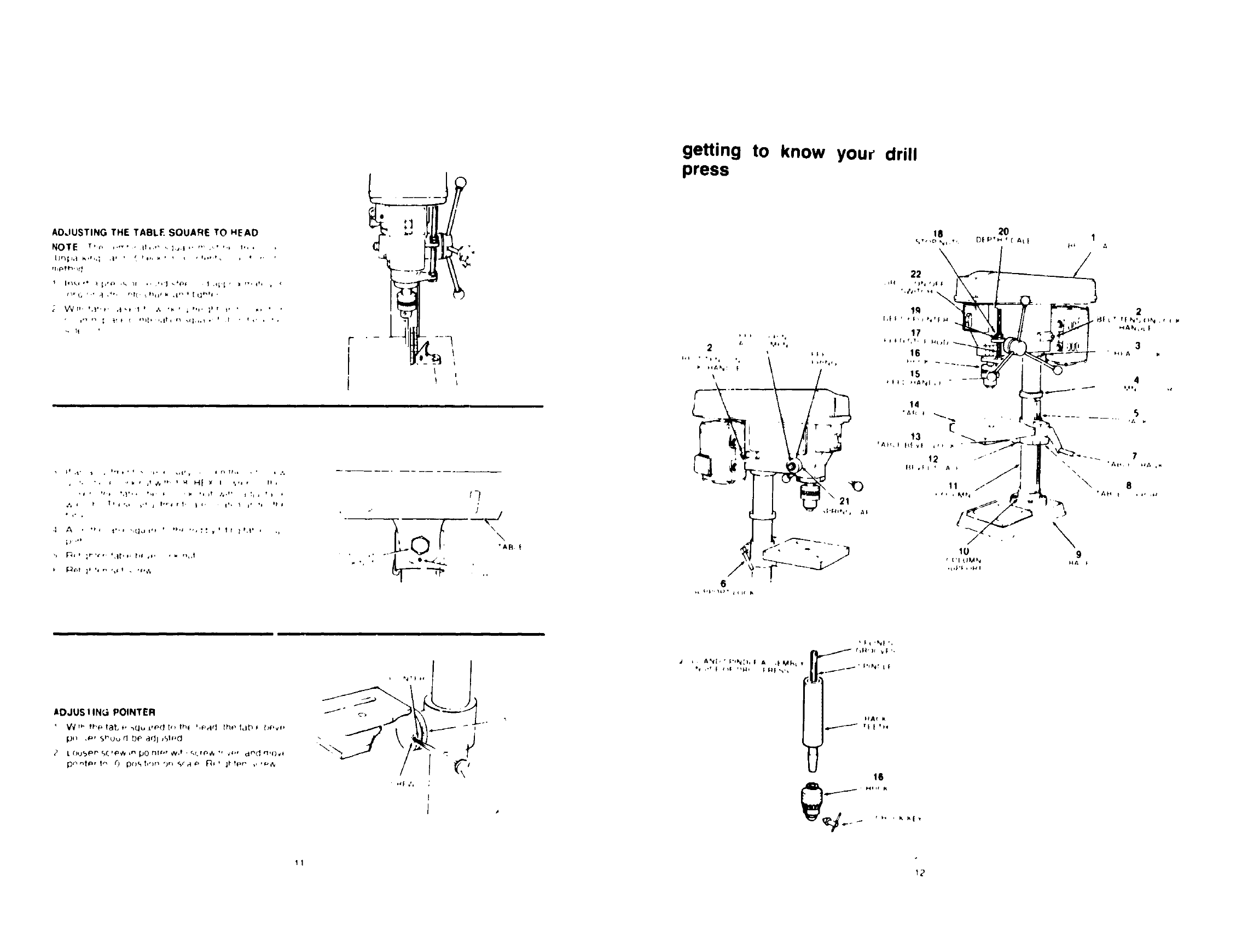 Page 6 of Craftsman Drill 113.213832 User Guide
