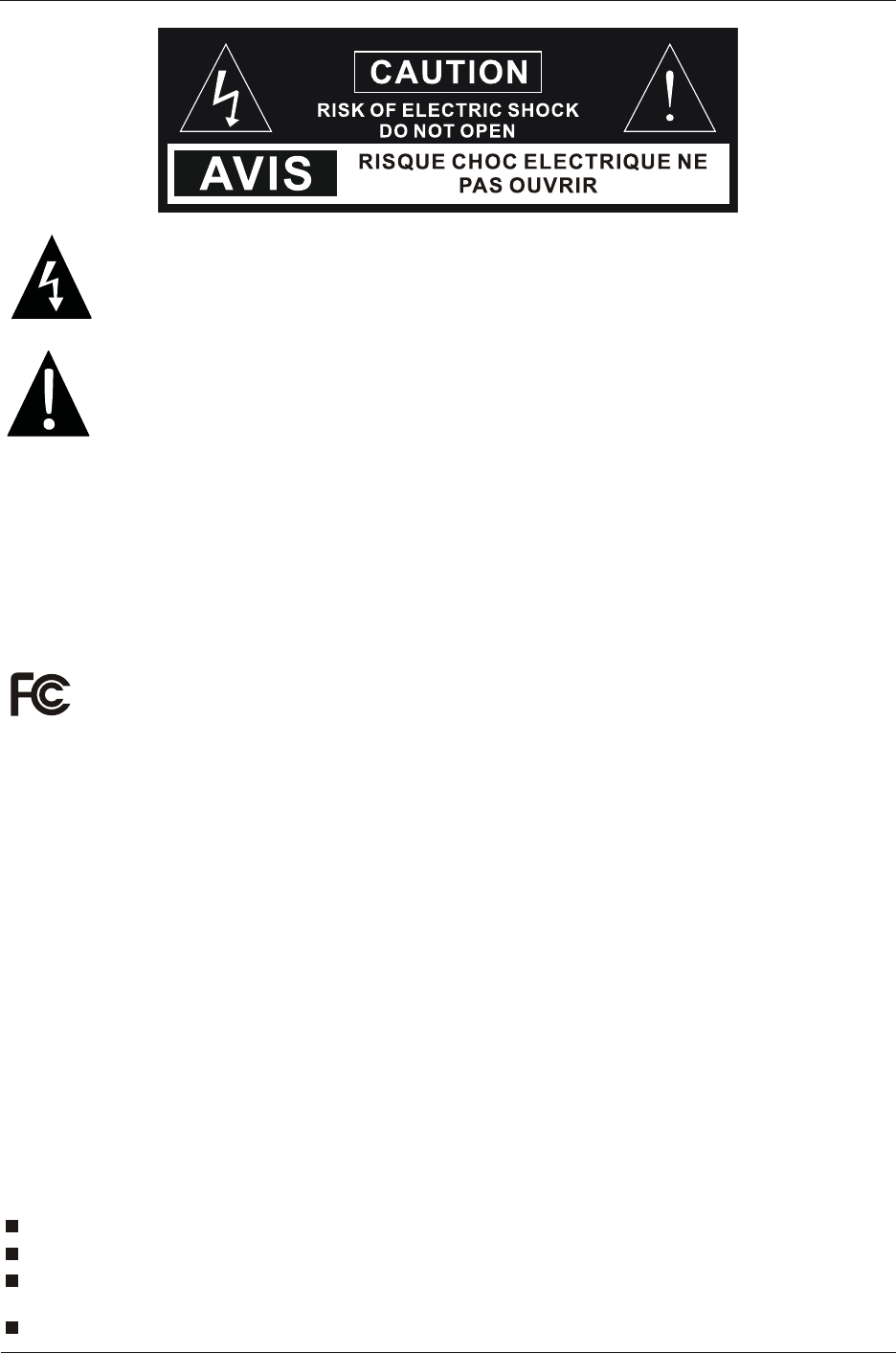 Page 4 of Element Electronics Flat Panel Television