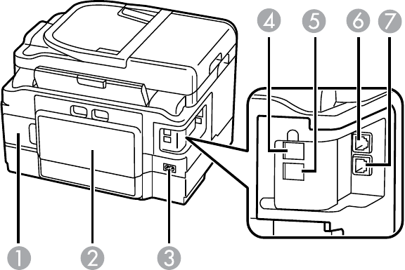 Page 20 of Epson Printer WF-3520 User Guide