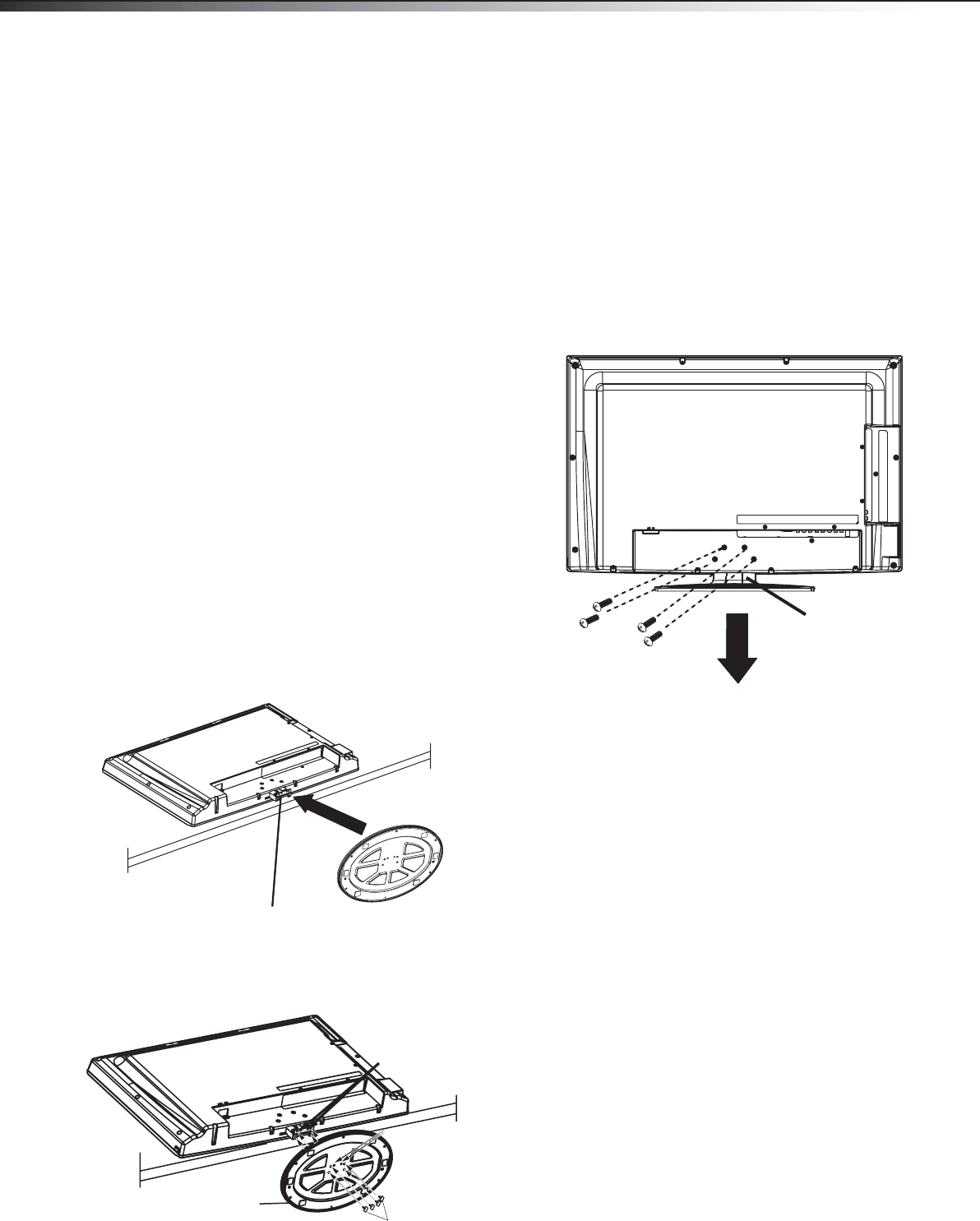 Page 8 of Dynex Flat Panel Television DX-32L151A11 User