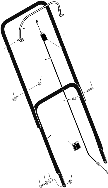 Page 24 of Murray Lawn Mower 20-inch Push User Guide
