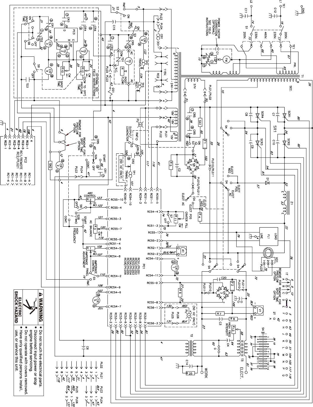 Page 33 of Miller Electric Welder 250 User Guide