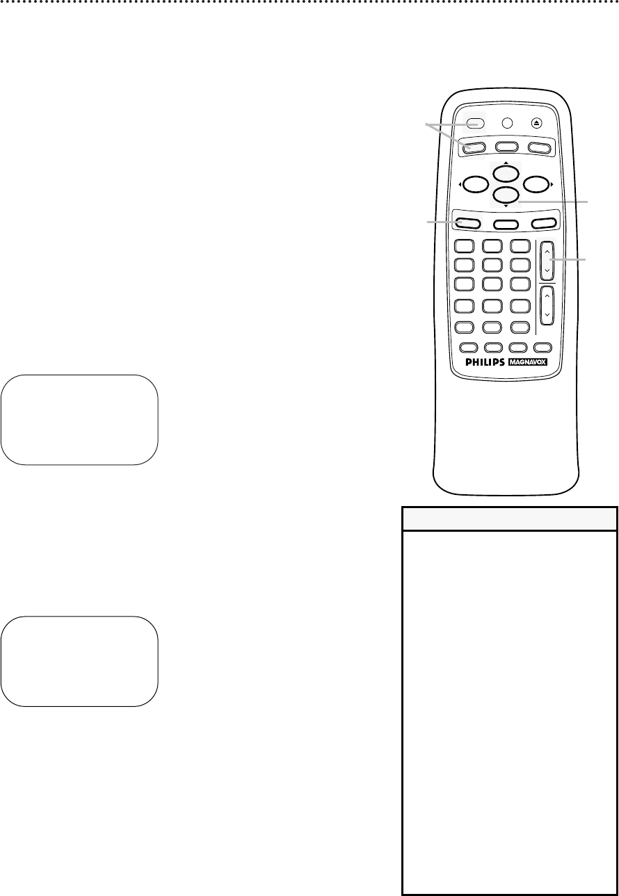 Page 11 of Magnavox VCR VRA431AT99 User Guide