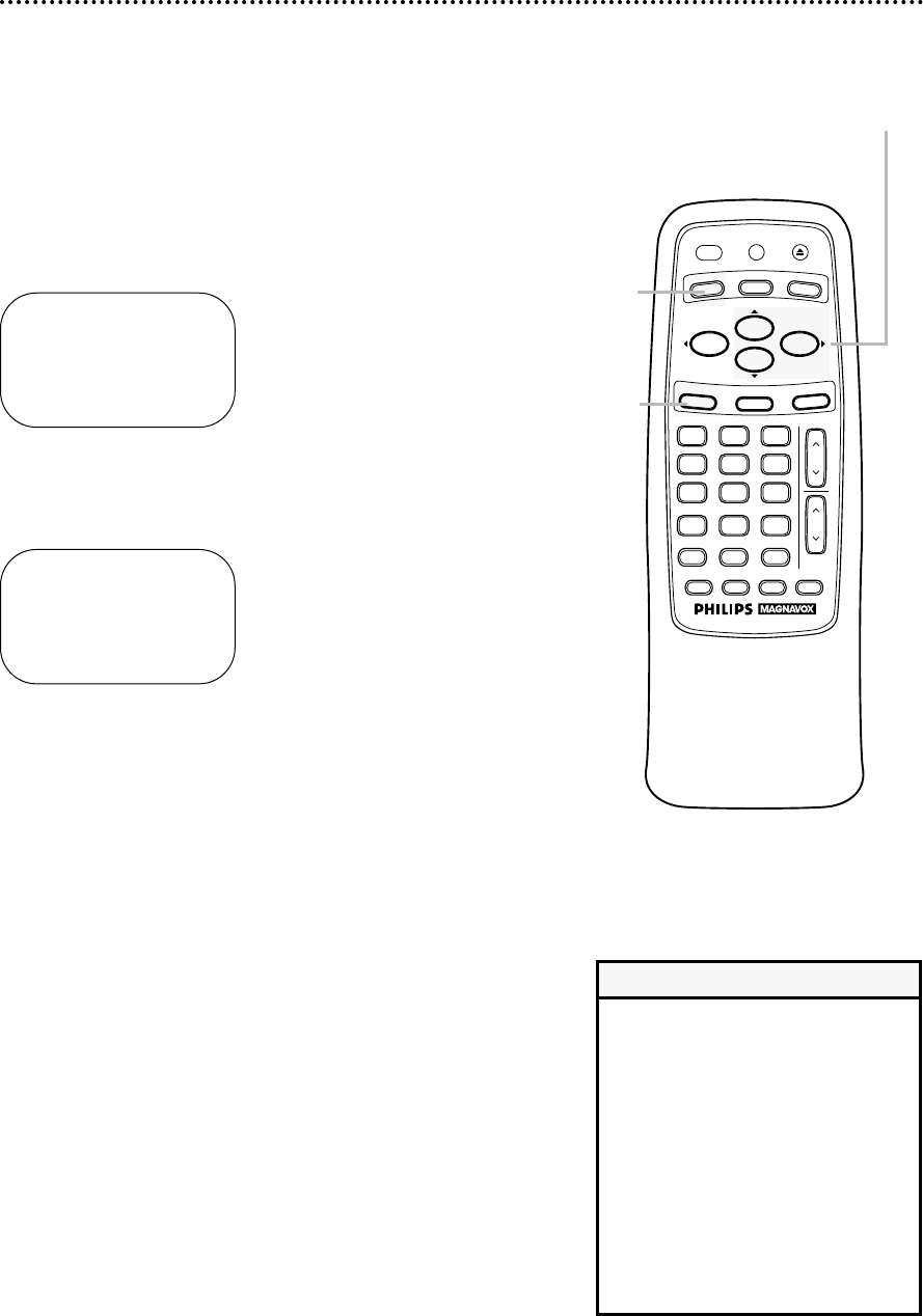Page 12 of Magnavox VCR VRA431AT99 User Guide