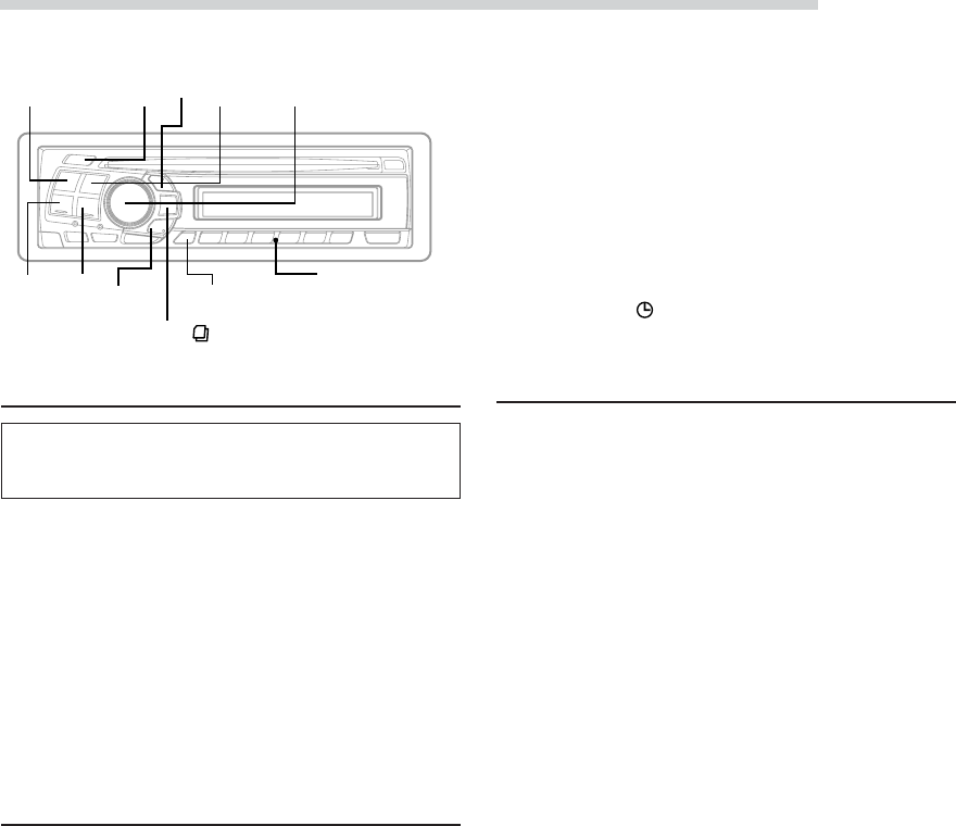 Page 26 of Alpine CD Player CDA-9827 User Guide