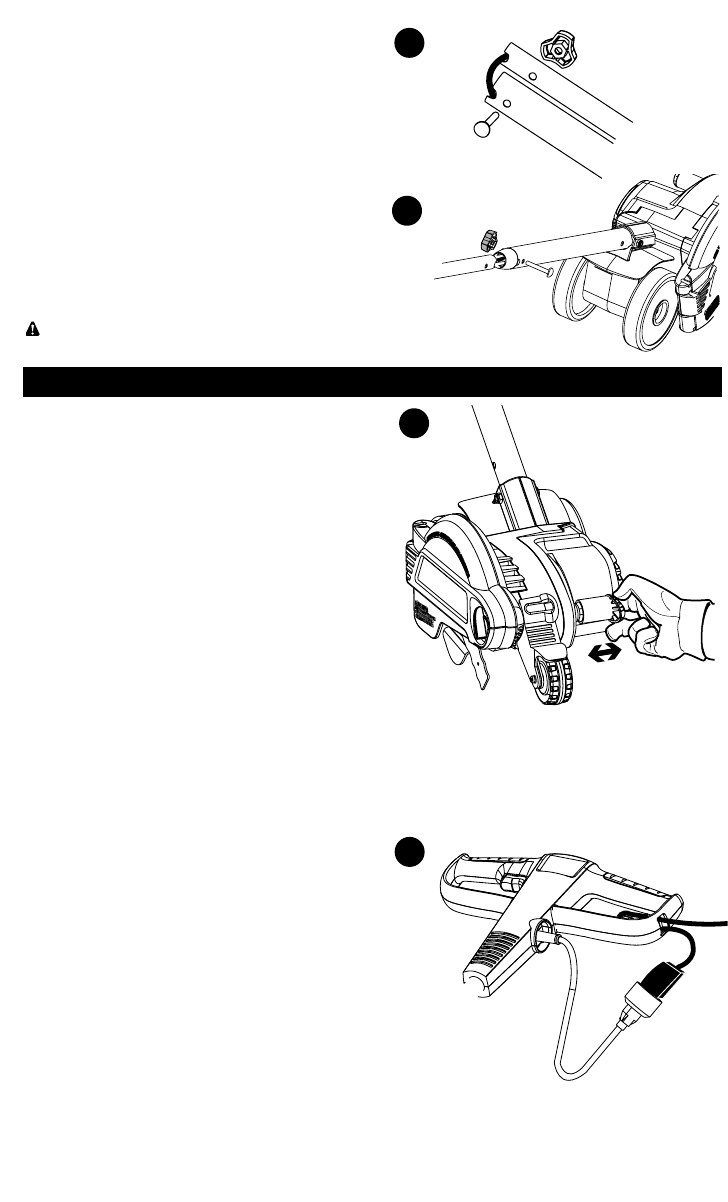 Page 5 of Craftsman Edger 900.79654 User Guide