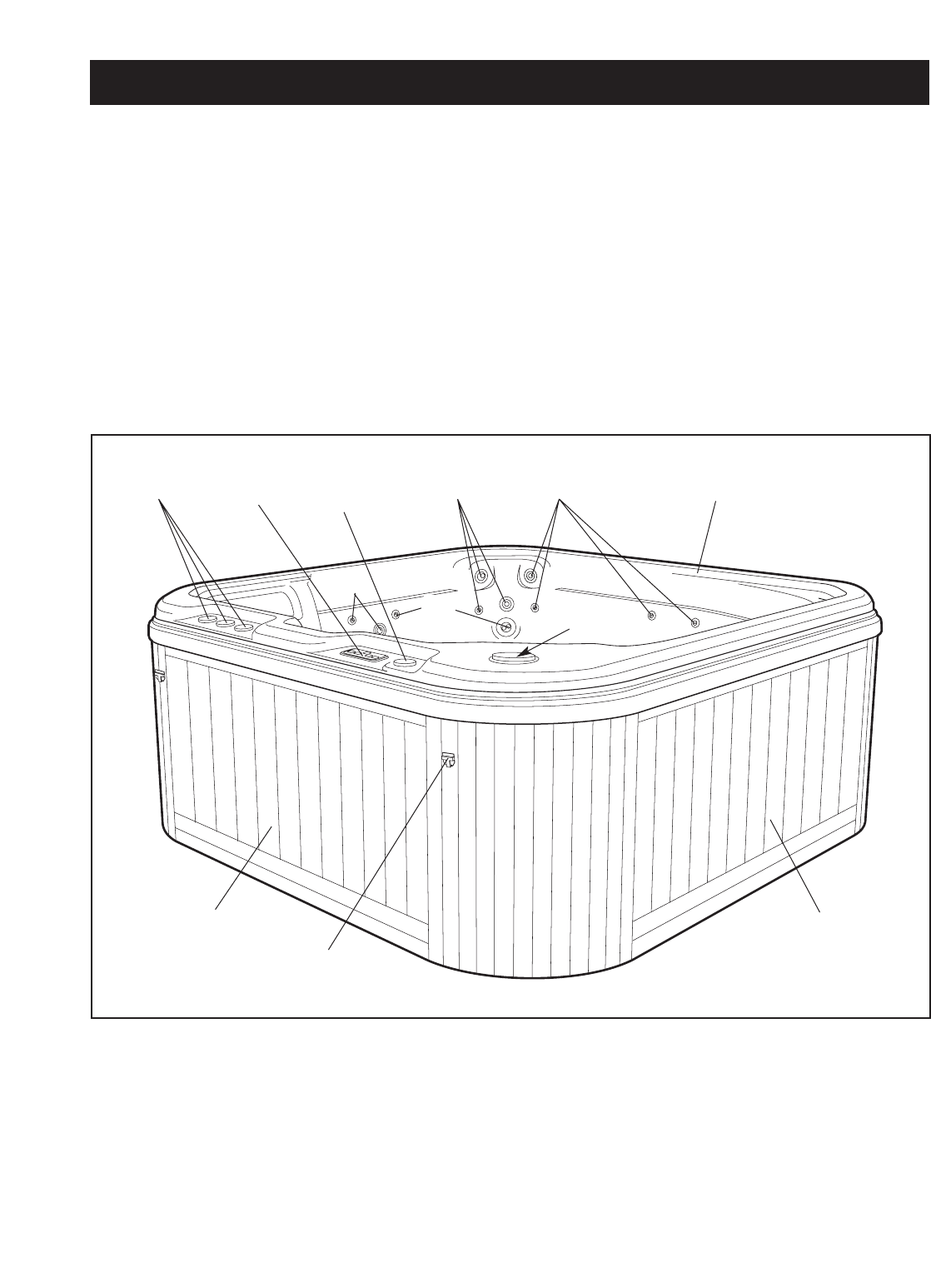 Page 6 of Image Hot Tub IMSG73920 User Guide