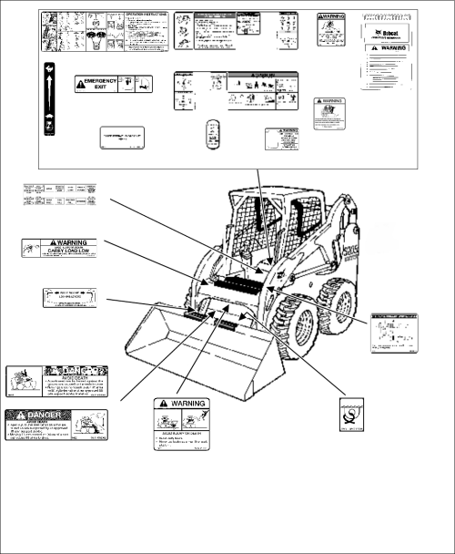 small resolution of bobcat fuse box wiring diagram bobcat t190 fuse panel diagram bobcat fuse box location wiring diagram