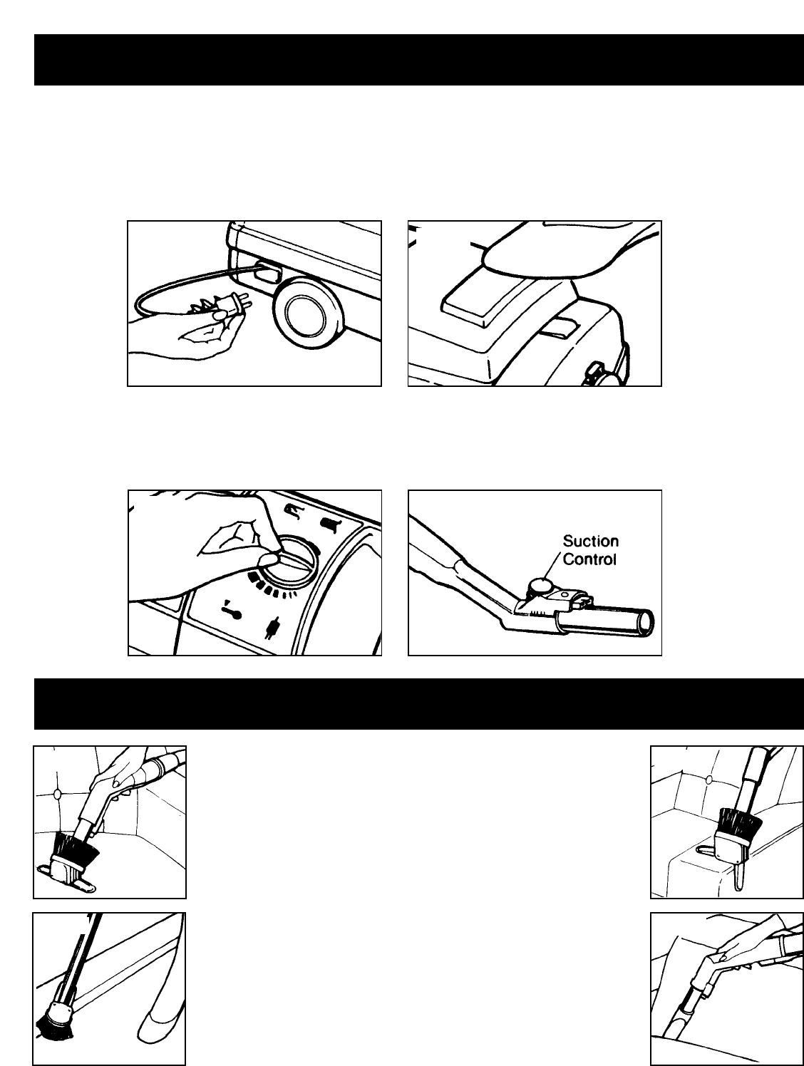 Page 6 Of Electrolux Vacuum Cleaner User Guide