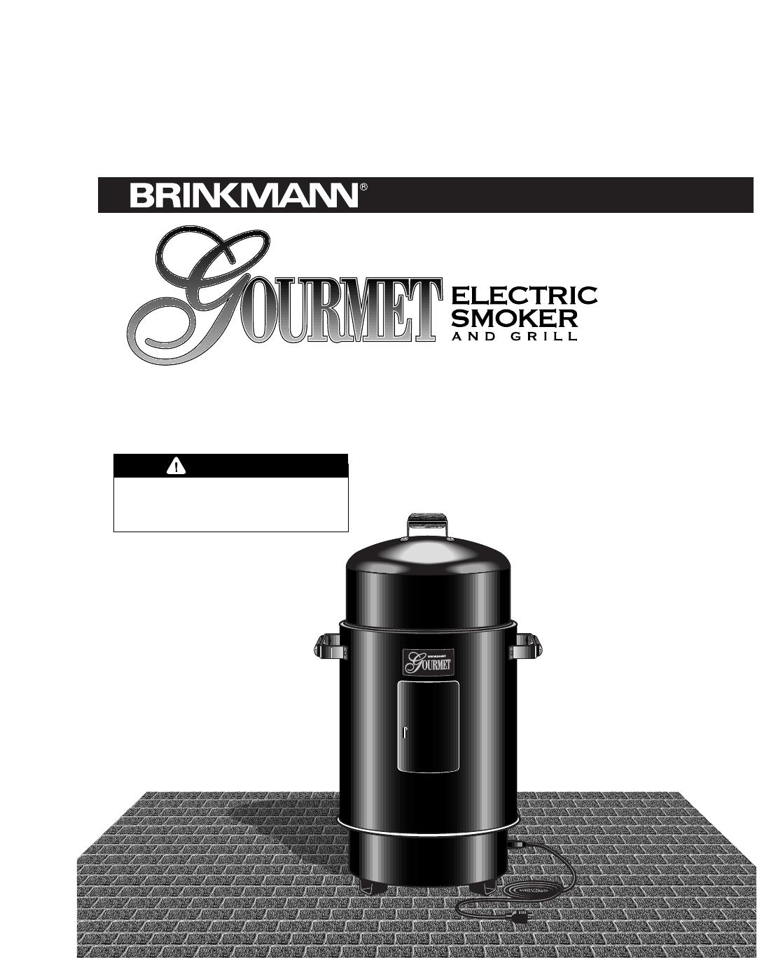 Brinkmann Smoker Cooking Recipe Book Pdf | Besto Blog