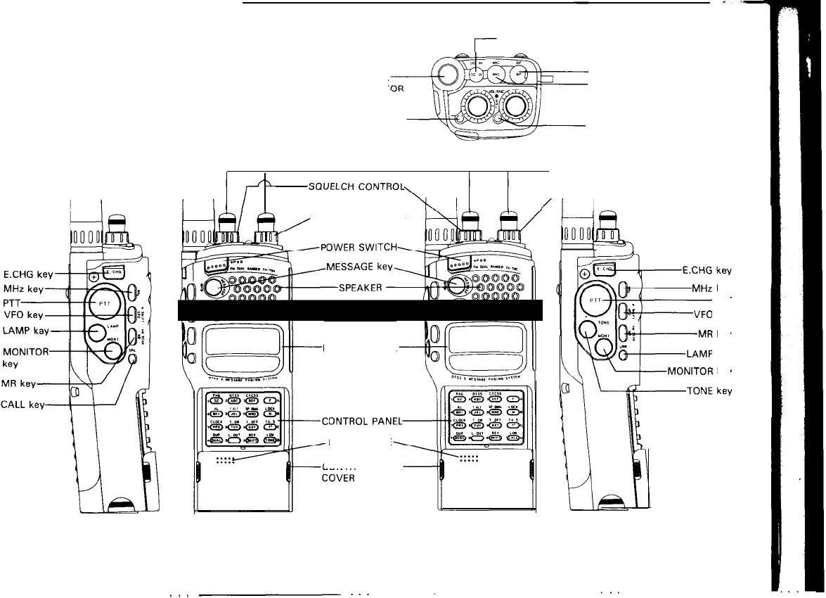 Page 6 of Kenwood Stereo System TH78E User Guide