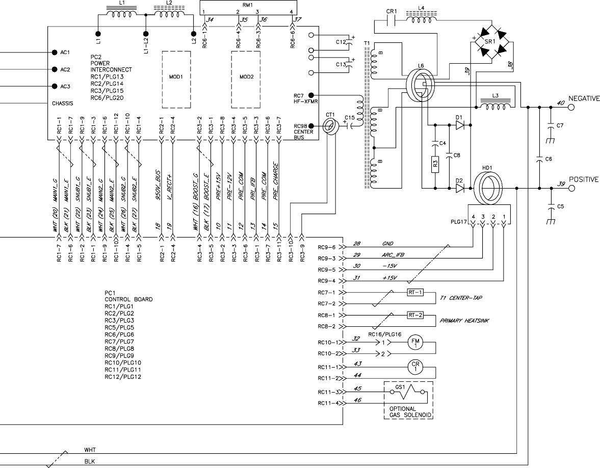 Page 33 of Miller Electric Welder XMT 350 CC/CV User Guide