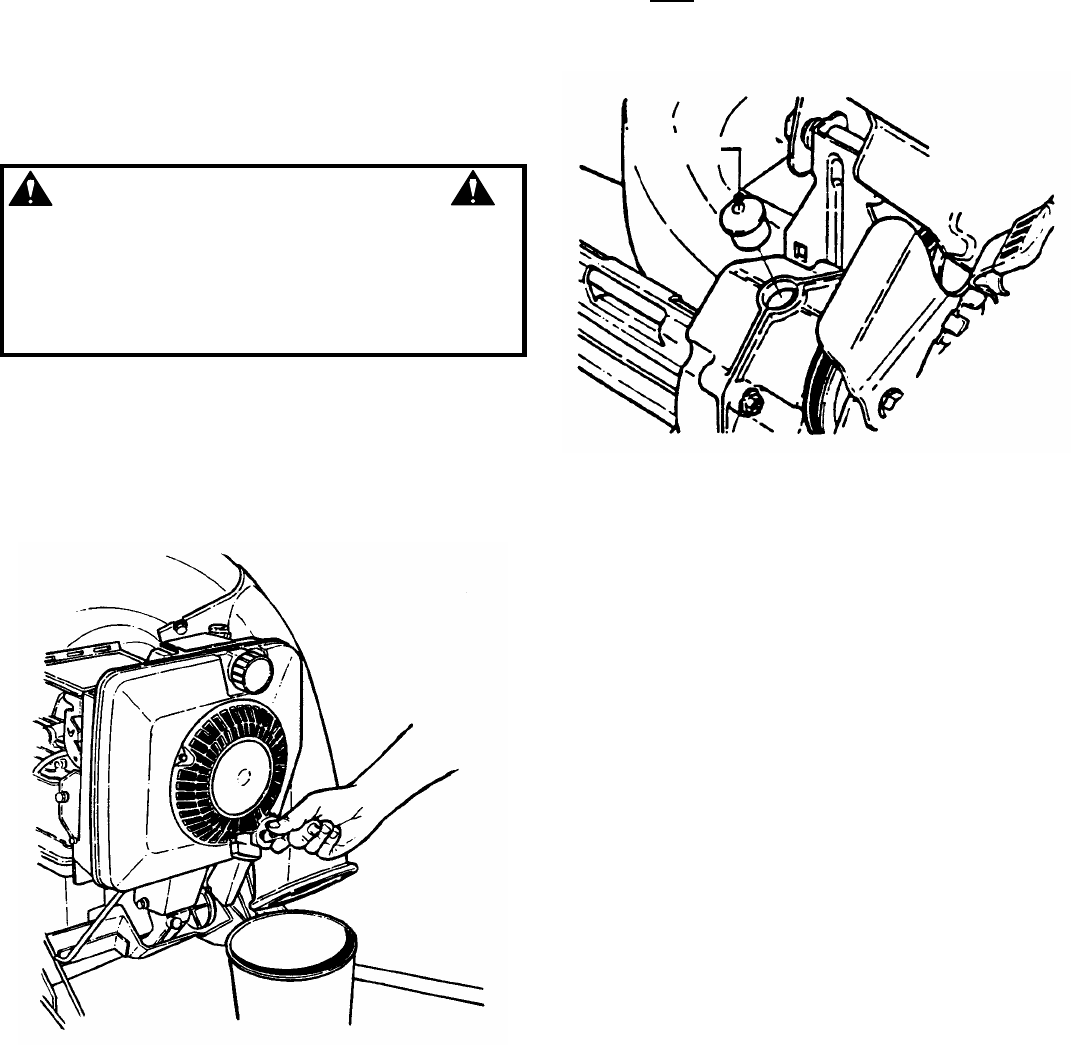 Page 9 of Snapper Lawn Mower MRP216015B User Guide