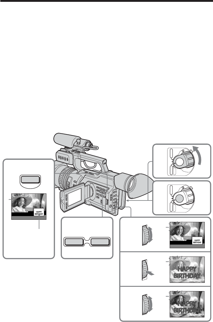 Page 122 of Sony Camcorder DSR-PD170 User Guide