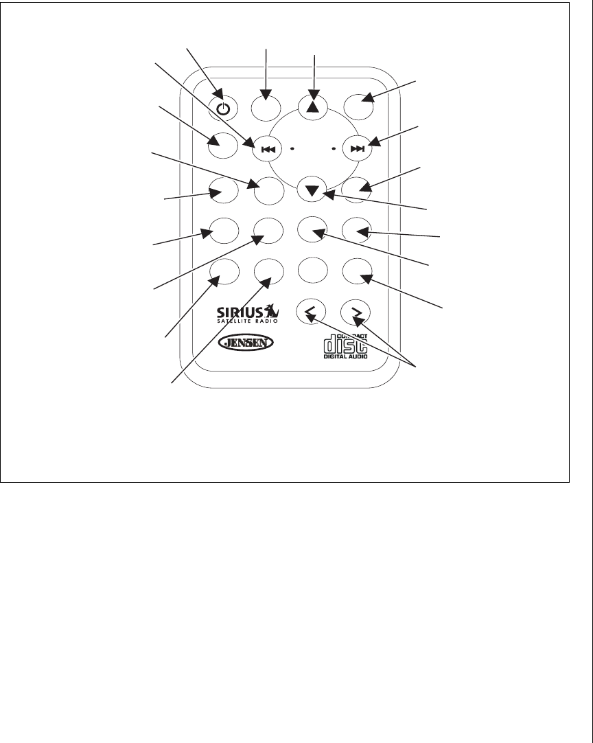 Page 2 of Jensen Universal Remote VR185 User Guide