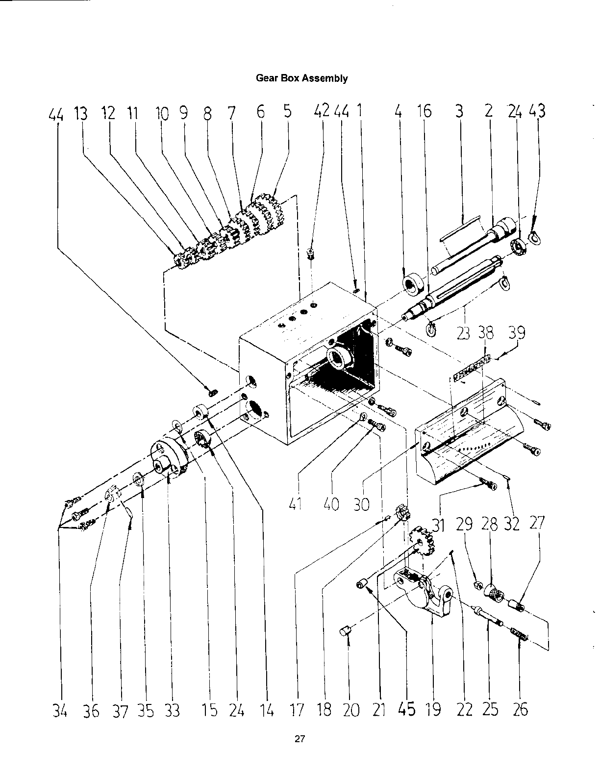 Page 29 of Jet Tools Lathe BD-920N User Guide