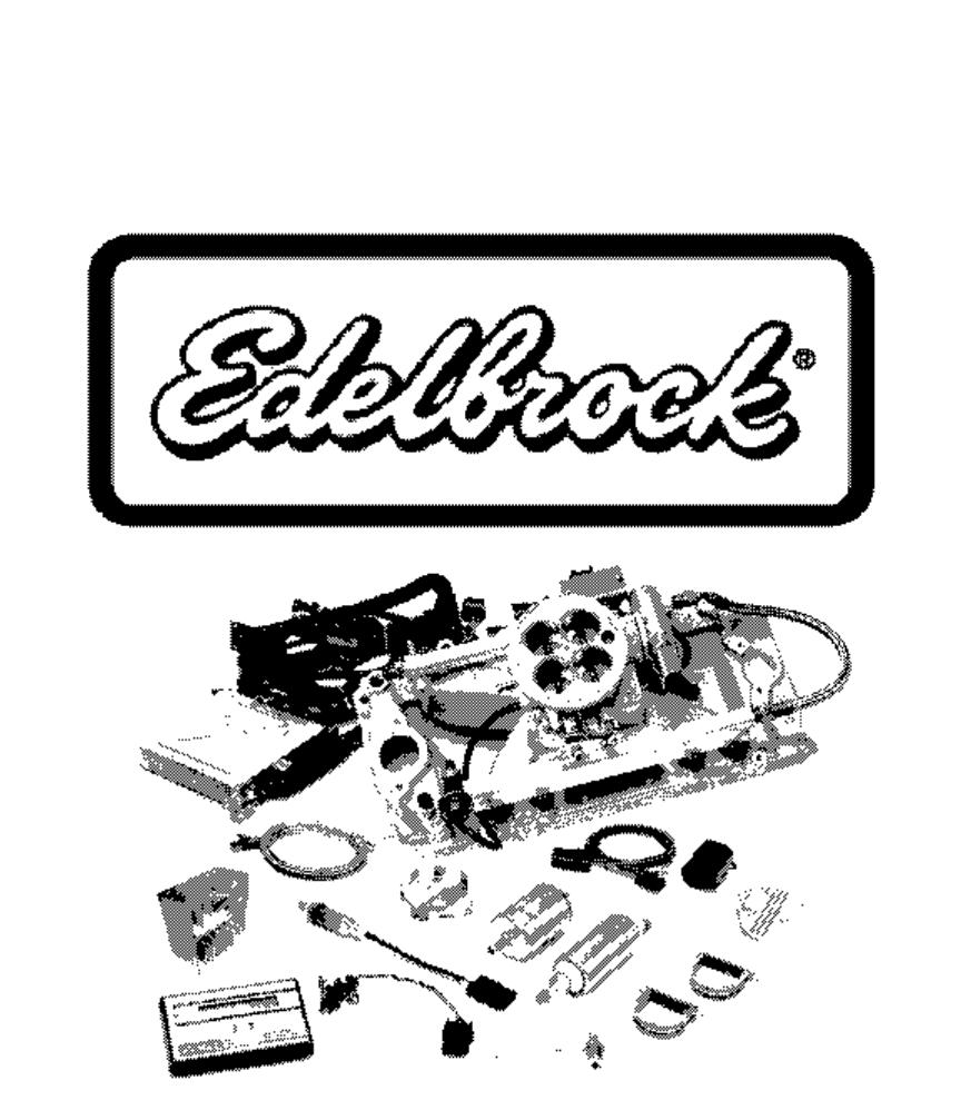 Edelbrock automobile