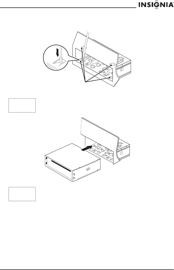 Page 12 of Insignia Car Stereo System NS-C5111 User Guide