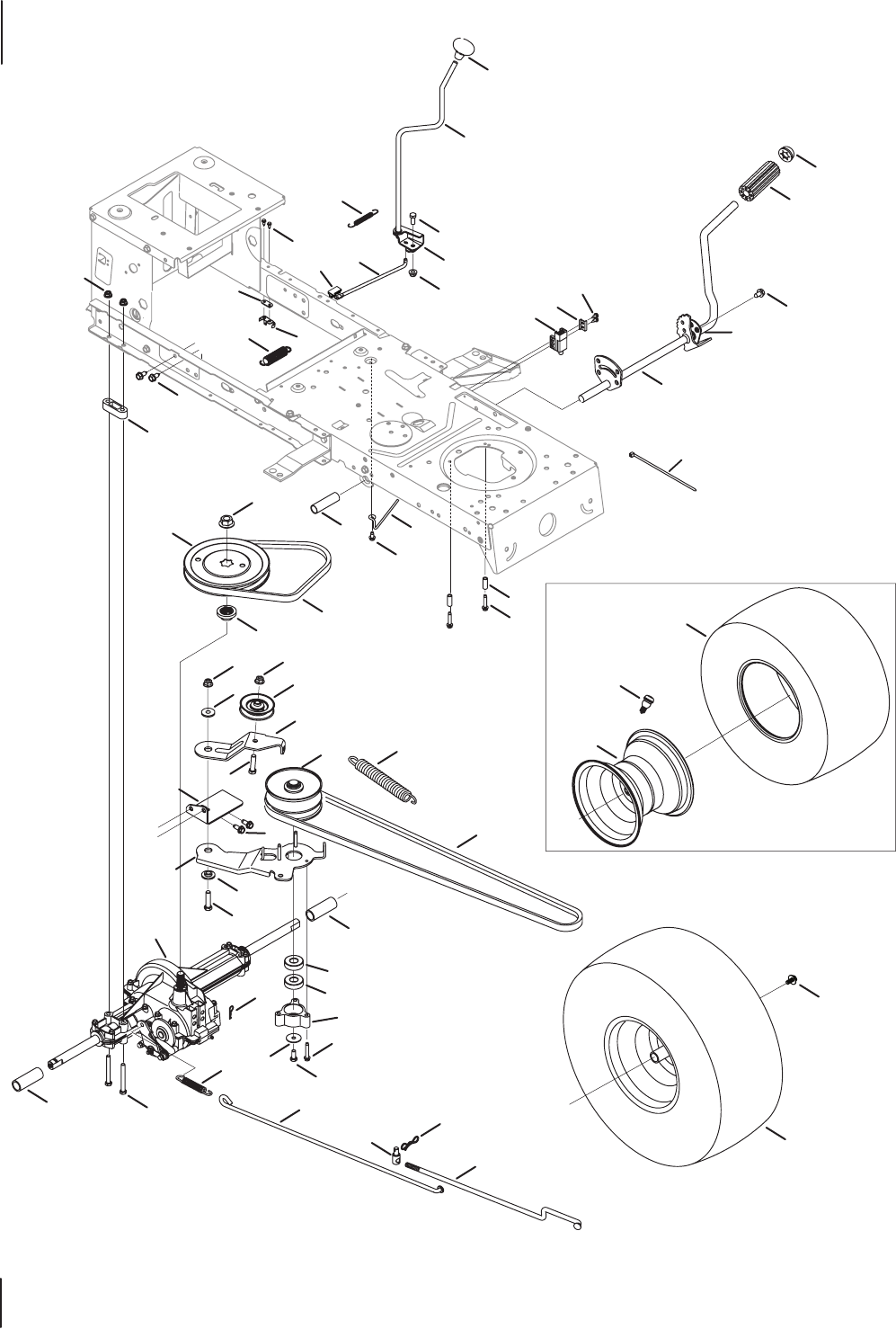 Page 20 of MTD Lawn Mower Series 700 User Guide